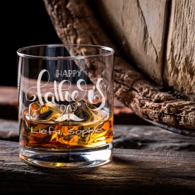 Gepersonaliseerd glas | Whiskeyglas graveren