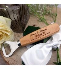Gepersonaliseerde cadeaus, persoonlijke cadeaus | Flesopener graveren