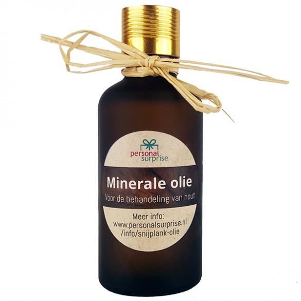 Toebehoren gepersonaliseerde cadeaus | Minerale olie voor snijplanken