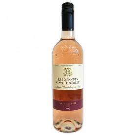 Wijn en champagne bij persoonlijke cadeaus | Rosé wijn