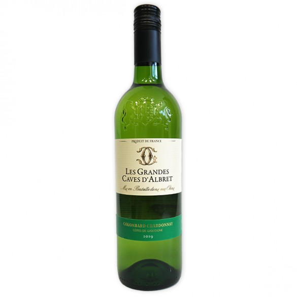 Wijn en champagne bij persoonlijke cadeaus | Droge witte wijn