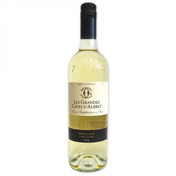Wijn en champagne bij persoonlijke cadeaus | Zoete witte wijn