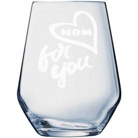 Gepersonaliseerd glas | Sapglas graveren