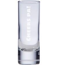 Gepersonaliseerd glas | Shotglas graveren