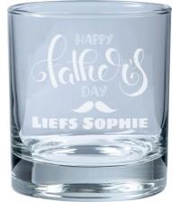 Gepersonaliseerd glas | Whiskeyglas graveren