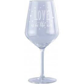 Gepersonaliseerd glas | Groot wijnglas graveren