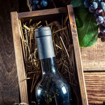 Wijnkist graveren