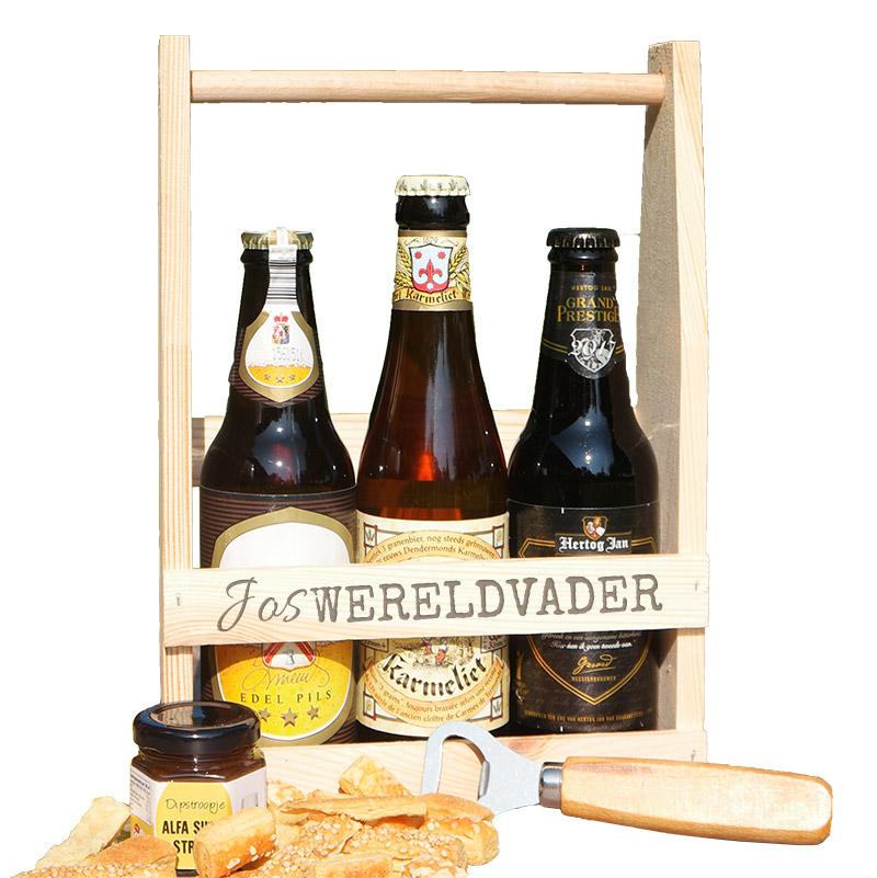 Bierpakket Vaderdag, bierpakket met bier, persoonlijk bierpakket